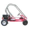 Praia de Dirt Off road Buggy 196cc rosa