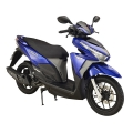 Mais barato adultos Scooter Motor City Scooter azul