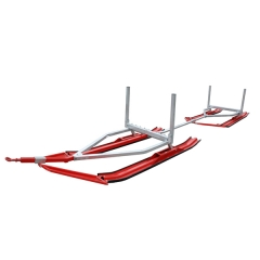Timber Ski Sled For ATV Quad